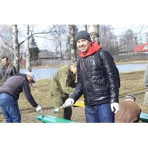 Ивановские пивовары за чистый город!
