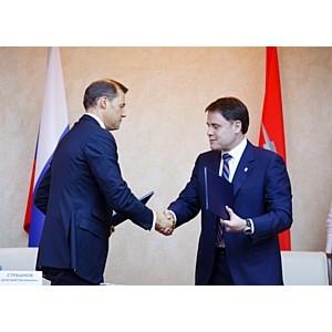 Tele2 и правительство Тульской области заключили Соглашение о сотрудничестве
