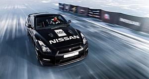 Nissan Club Ice Drive 2017. Гонки на льду для автолюбителей!