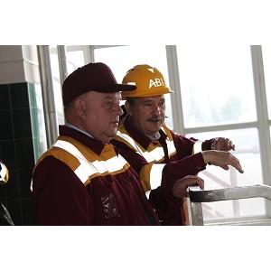 Глава города Иванова Алексей Хохлов познакомился с работой Ивановского филиала АО «САН ИнБев»