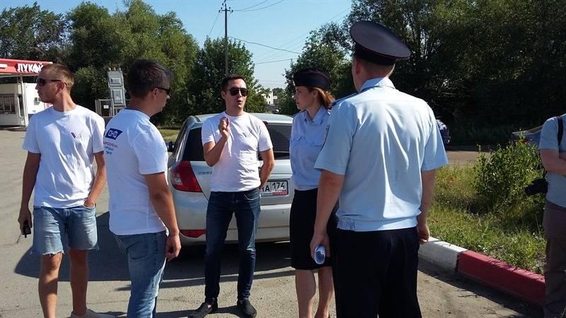 Челябинские активисты Народного фронта провели мониторинг качества услуг маршрутных такси