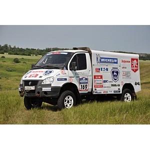 Eaton выступил генеральным партнером «За рулем» на ралли «Шелковый путь 2012»