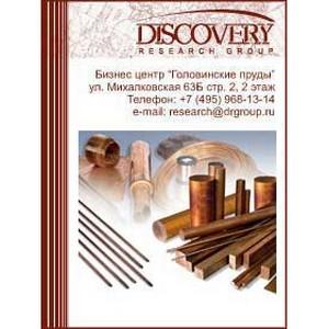 Анализ рынка рынка цветных металлов в России