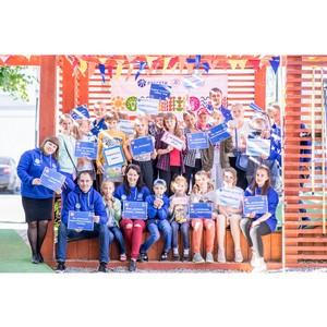 Сотрудники Тверьэнерго провели праздник энергосбережения #ВместеЯрче для жителей Твери
