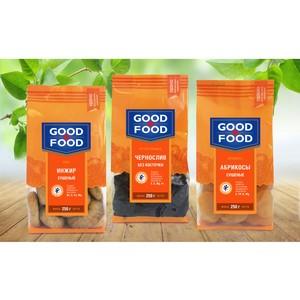 Новый формат упаковки ТМ Good Food
