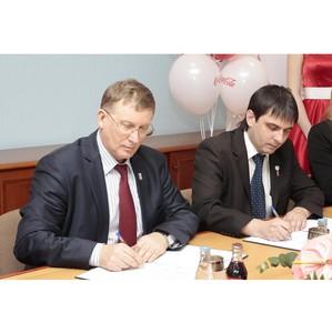 ЮУрГУ и Coca-Cola Hellenic продлили соглашение о сотрудничестве до 2015 года