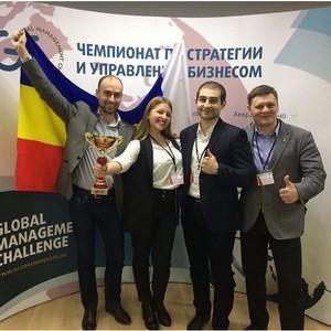 Команда ЮРИУ РАНХиГС – победитель Business Battle