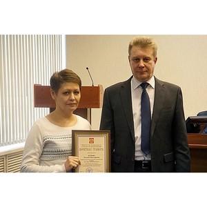 Специалистам «Швабе» вручены грамоты Минпромторга России