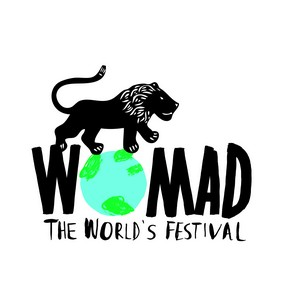 ������� � ������ � ��������� WOMAD (World of Music, Arts and Dance)