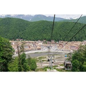 «ЭнергоХолдинг» будет поставлять электроэнергию для курортов Сочи