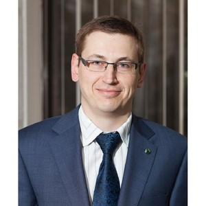 Поволжский региональный филиал АО «Сбербанк Лизинг» возглавил Николай Кубликов