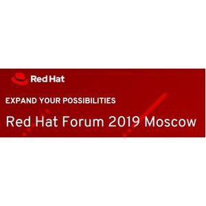 Талмер примет участие в Red Hat Forum Russia 2019