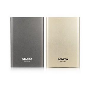 Adata представляет внешний жесткий диск HC500 для ПК и телевизора