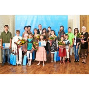 Фонд Игоря Янковского наградил юных художников путевками в Артек