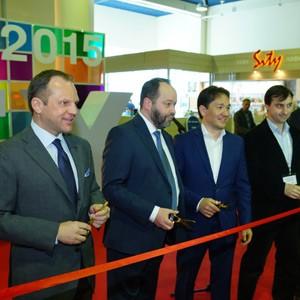 Стенд «Торгового Квартала» стал лучшим на международной выставке коммерческой недвижимости REX-2015
