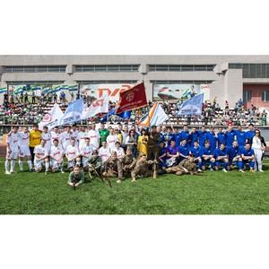 Стартовала подготовка к «Футболу запасной столицы»