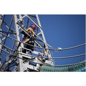 ФСК ЕЭС установит более 18 тыс. новых изоляторов на линиях электропередачи Центральной России