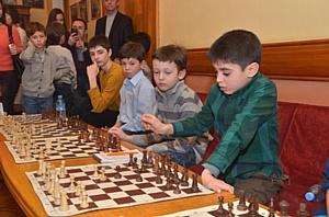 С шахматным настроением в Новый год