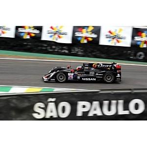 Команда G-Drive Racing  примет участие в гонке «6 часов Сан-Паулу»