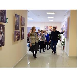 Комплексный центр социального обслуживания населения Чебоксар посетили Дом дружбы народов Чувашии