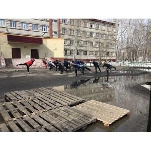 ОНФ в Югре обратил внимание властей Сургута на благоустройство территории около школы №12