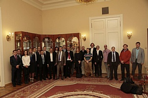 В Москве состоялось Заседание группы претендентов на домены верхнего уровня для городов