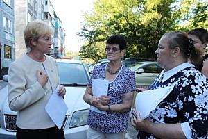 ОНФ выйдет с предложением расширить минимальный перечень работ при благоустройстве городской среды