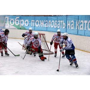 В Уфе состоялся финал Кубка Инорса по хоккею.