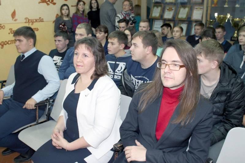 Активисты ОНФ в Мордовии провели в городе Рузаевке проектные сессии «Говорит студент»
