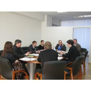 Заседание Оргкомитета по подготовке Форума по техперевооружению.
