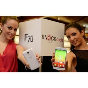 Новый смартфон LG F70 покоряет пользователей LTE