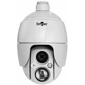 «Армо-Системы» представлена 3-потоковая поворотная камера от Smartec для видеосъемки на улице
