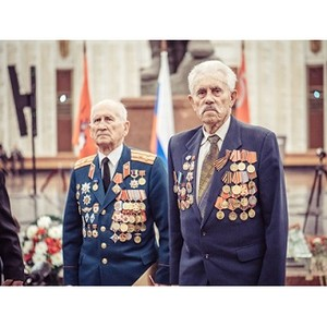 При финансовой поддержке ОМК в Москве состоялся 11-й «Бал Победителей» с участием 300 ветеранов ВОВ