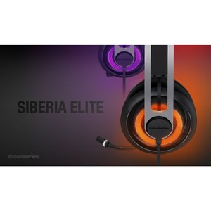 SteelSeries ������������ ������� ��������� ������ ��������� Siberia Elite