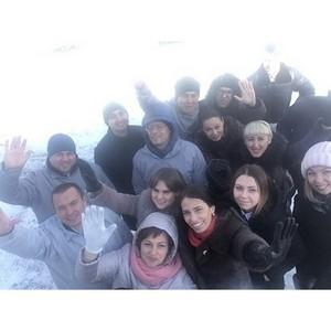 Активисты Народного фронта на Ямале присоединились к флешмобу «Подними голову»