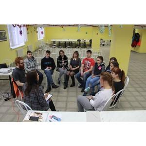 Сбор активистов молодежных организации