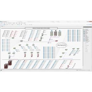 Algorius Net Viewer 6.3 - пульт управления компьютерной сетью