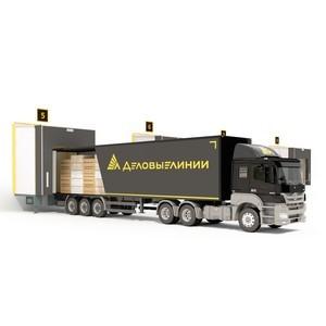 ГК «Деловые Линии» будут осуществлять перевозку замороженной продукции