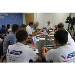 Активисты ОНФ в Волгоградской области следят за учетом мнения жителей при ремонте дорог
