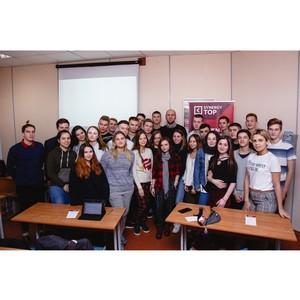 Депутат Валерий Титов выступил на Synergy Top