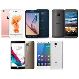ТОП-5 флагманских двухстандартных (CDMA+GSM) смартфонов