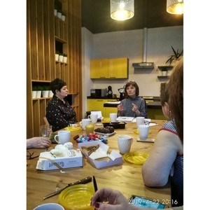 Участники Альянса СО НКО развивают взаимодействие с соседским центром в «Ожогино»