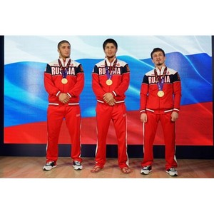 Россия уходит в «отрыв» в медальном зачете на играх в Баку-2015