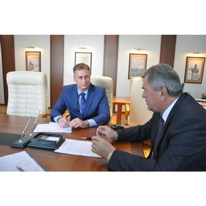 Руководство Ярэнерго и губернатор Ярославской области обсудили двустороннее сотрудничество