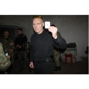 Сибирская оперативная таможня провела открытые соревнования по стрельбе из табельного оружия