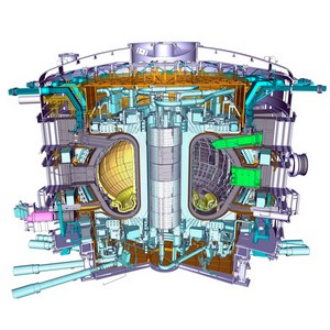 Сверхпроводящий кабель для термоядерного реактора ИТЭР