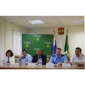 В Московской таможне обсудили вопросы борьбы с санкционными товарам