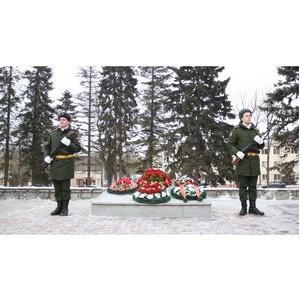 В Ростове-на-Дону почтили память освободителей города
