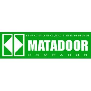 «Матадорс» - лучший дилер фабрики дверей «Океан»