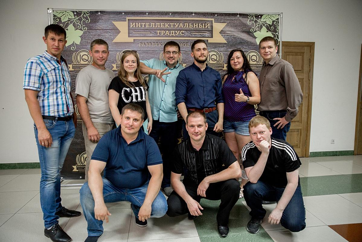 Команда Стойленского ГОКа победила в городском интеллектуальном турнире